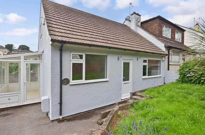 3 Bedrooms Semi Detached Bungalow for sale in Kings Ash Road, Paignton