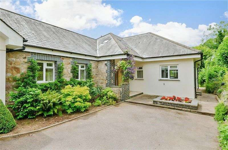 3 Bedrooms Detached Bungalow for sale in Millers Lane, Stoke Gabriel, Totnes