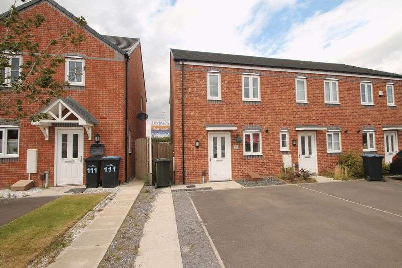 2 Bedrooms Terraced House for sale in Hoskins Lane, Middlesbrough