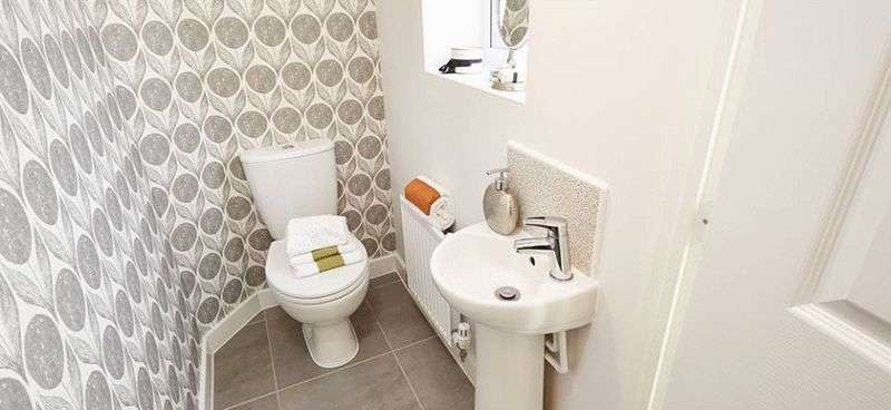 3 Bedrooms Semi Detached House for sale in The Plover, Waters Keep, Walsall