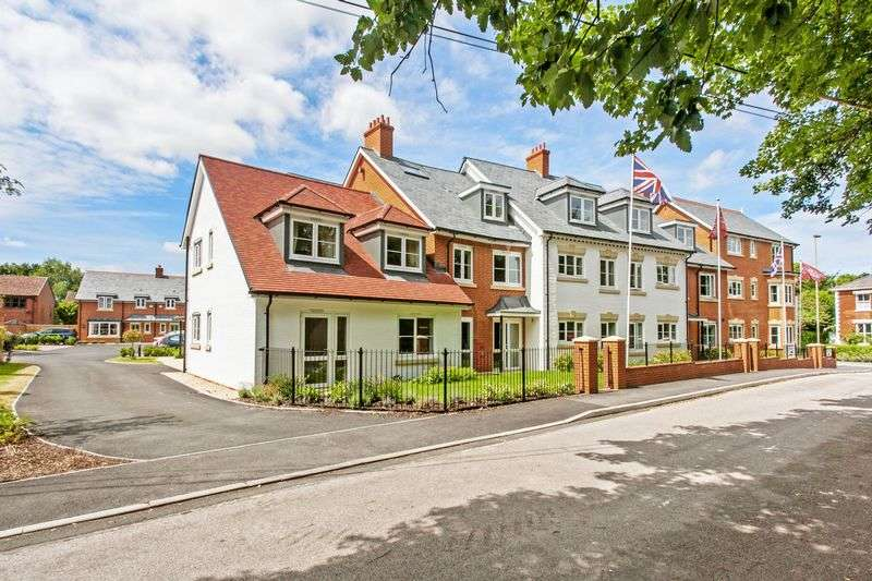 1 Bedroom Flat for sale in Romsey