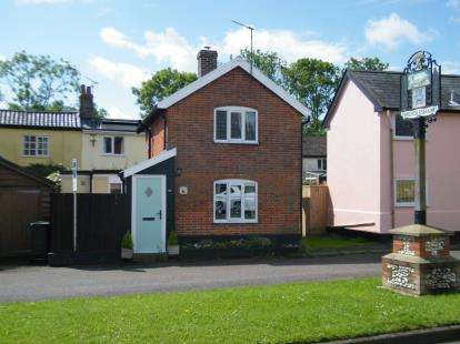 2 Bedrooms Detached House for sale in Mendlesham, Stowmarket, Suffolk