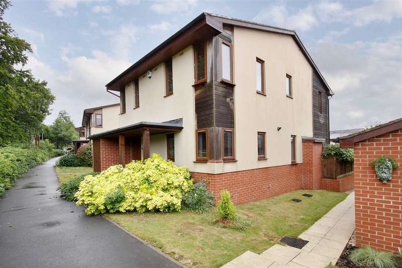 4 Bedrooms Detached House for sale in Foxdown, Overton