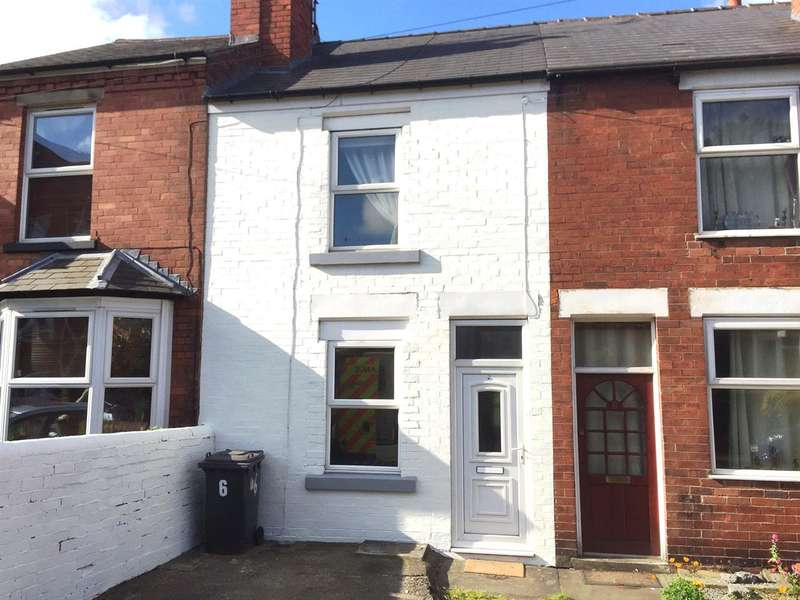 2 Bedrooms Terraced House for sale in Lower Grove Road, Chesterfield