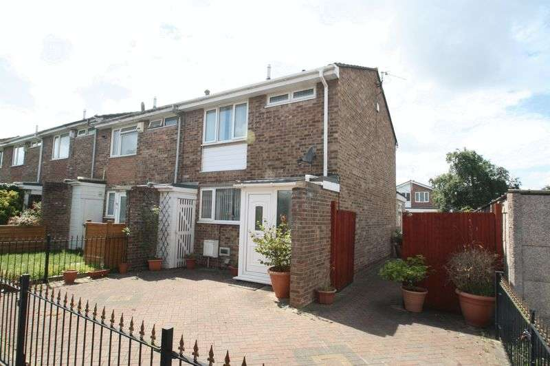3 Bedrooms House for sale in Leaholme Gardens, Whitchurch, Bristol, BS14