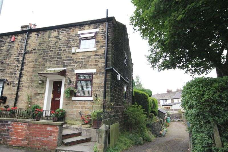 2 Bedrooms Cottage House for sale in BURY ROAD, Bamford, Rochdale OL11 4BB