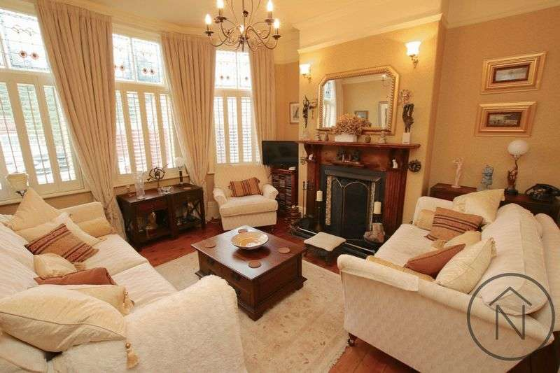3 Bedrooms Terraced House for sale in Burleigh Place, Darlington