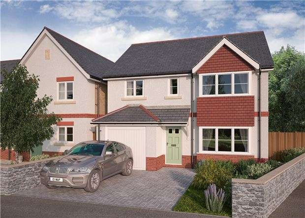 4 Bedrooms Detached House for sale in Heath Rise, BRISTOL, BS30 8DD