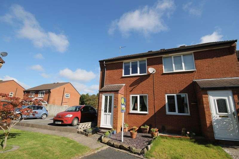 2 Bedrooms Terraced House for sale in Willetts Way, Telford