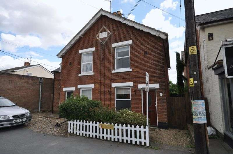 2 Bedrooms Semi Detached House for sale in Kingsland Road, West Mersea, Essex