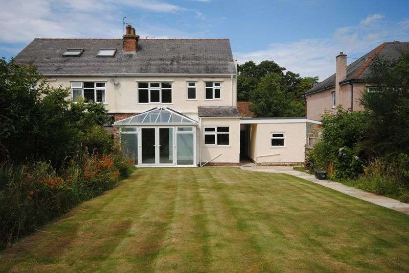 3 Bedrooms Semi Detached House for sale in Upland Road, Upton