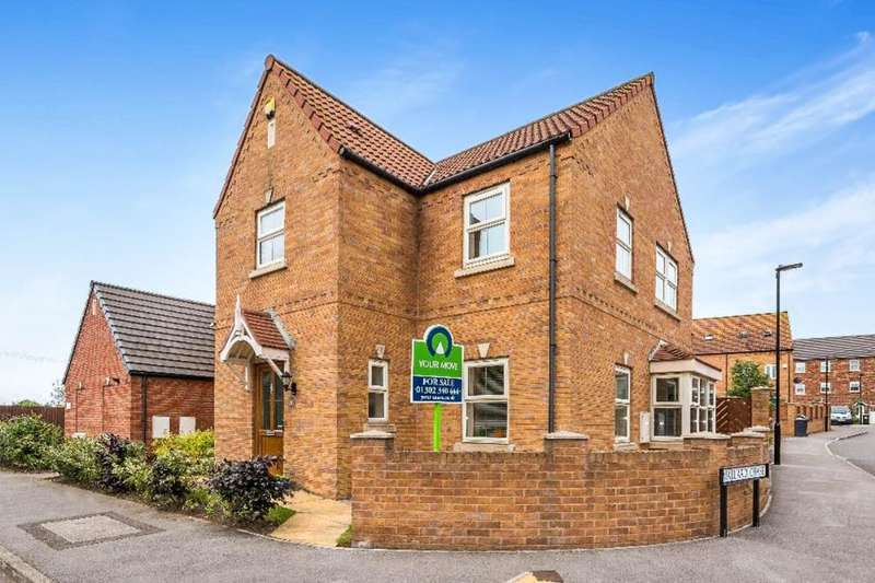 4 Bedrooms Detached House for sale in Old Thorne Road, Hatfield, Doncaster, DN7