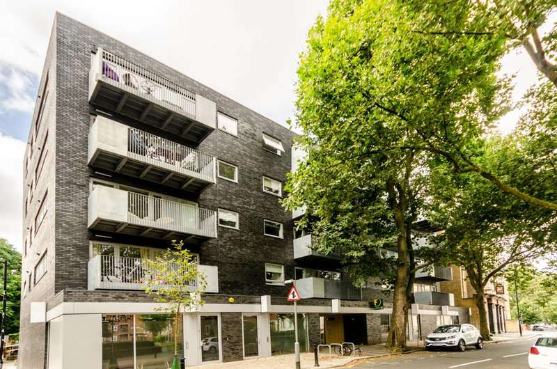 2 Bedrooms Flat for sale in Pullman House, Bermondsey, SE16