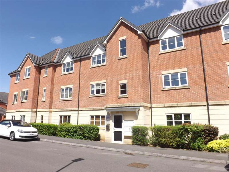 2 Bedrooms Apartment Flat for sale in Lakeview Court, Lakeview Chase, Leicester
