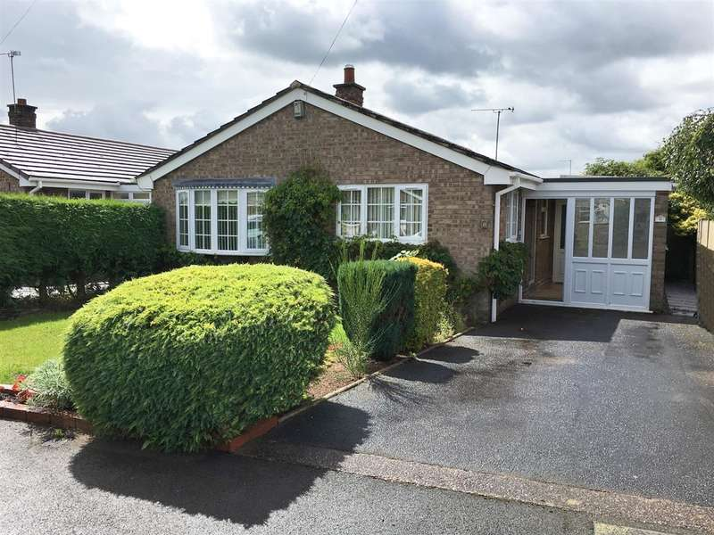 3 Bedrooms Bungalow for sale in Lilac Close, Great Bridgeford, Stafford