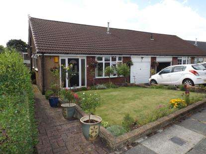 4 Bedrooms Bungalow for sale in Manley Crescent, Westhoughton, Bolton, Greater Manchester, BL5