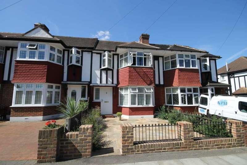 3 Bedrooms Terraced House for sale in Aragon Road, Morden