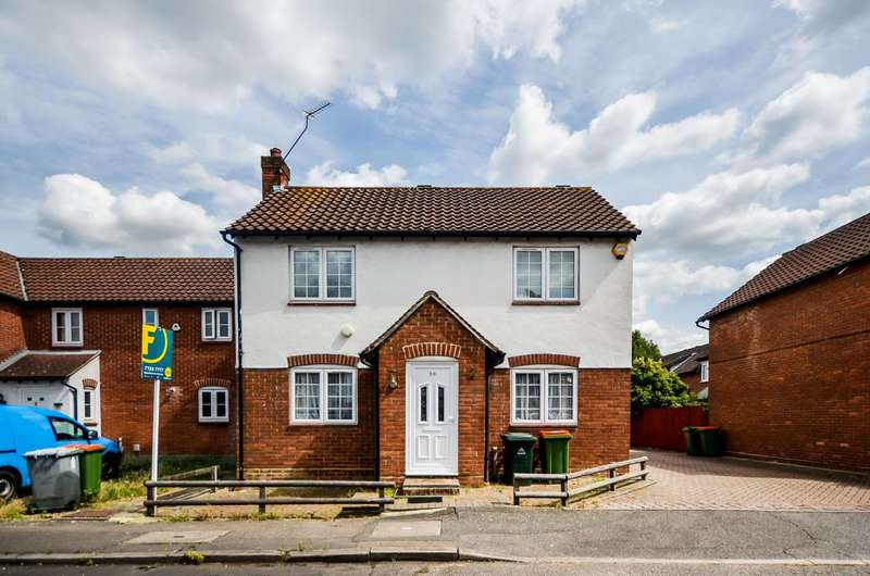 3 Bedrooms Detached House for sale in Fulmer Road, Beckton, E16