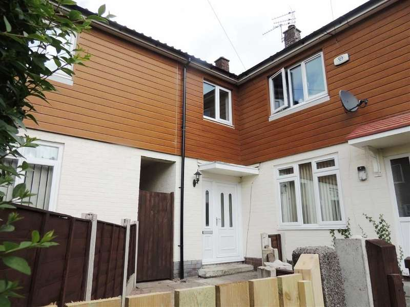 3 Bedrooms Property for sale in Woodgate Close, Bredbury, Stockport