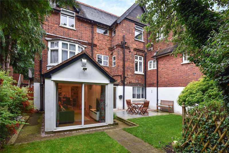 2 Bedrooms Apartment Flat for sale in Grenfell Road, Maidenhead, Berkshire, SL6