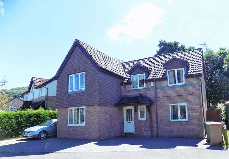 5 Bedrooms Detached House for sale in Heol Ynys Ddu, Castle View