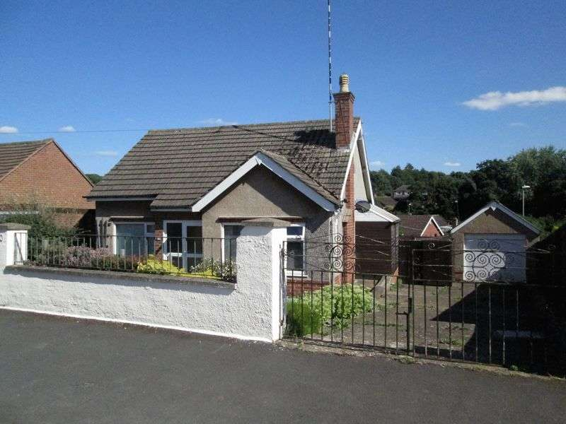2 Bedrooms Bungalow for sale in The Inlands, Daventry, NN11 4DE