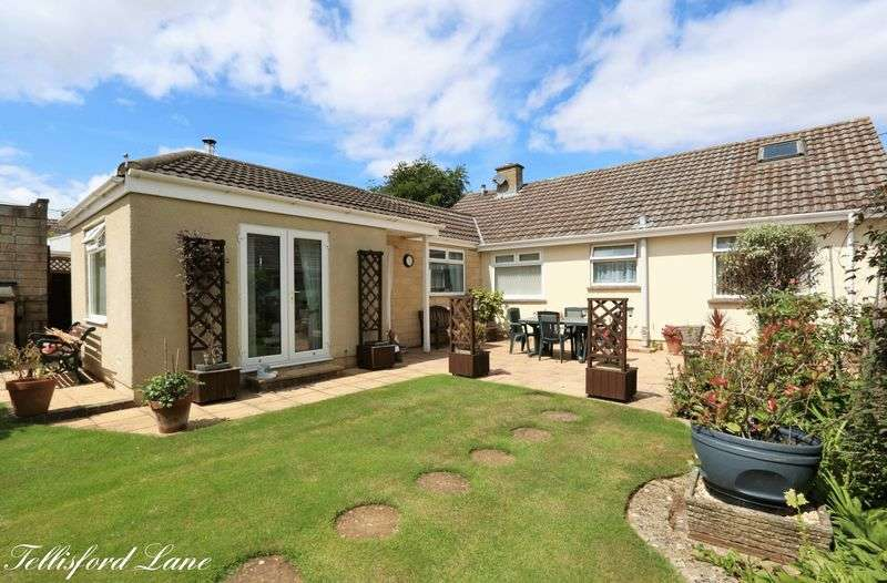 3 Bedrooms Detached Bungalow for sale in Tellisford Lane, Bath
