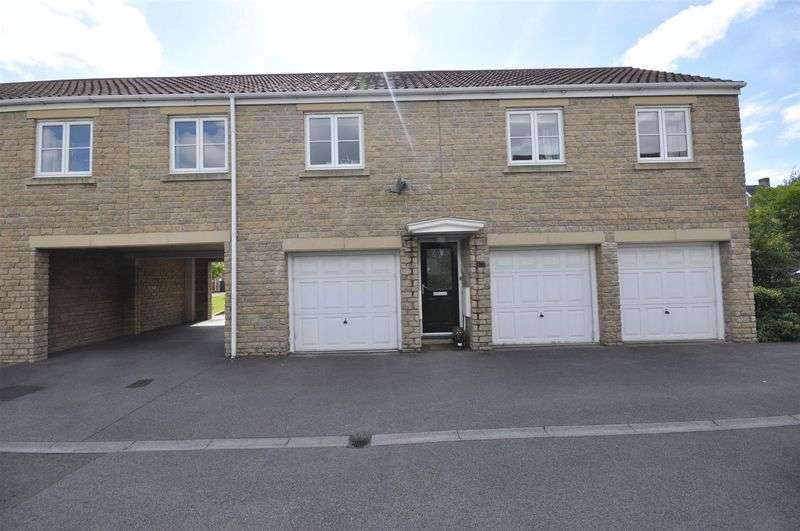 2 Bedrooms House for sale in Marleys Way, Frome