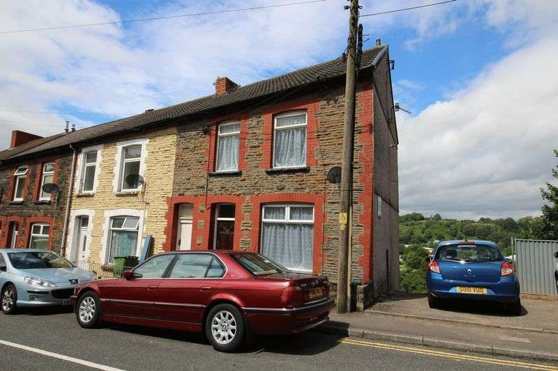 3 Bedrooms Terraced House for sale in Mitchell Terrace, Treforest, Pontypridd, CF37 1QZ