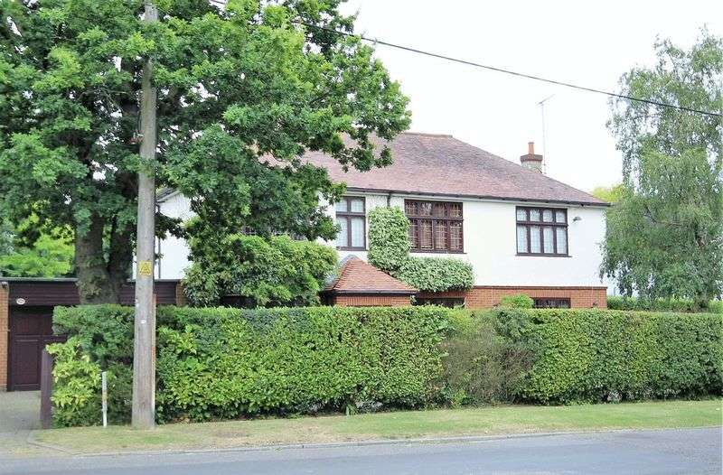5 Bedrooms Detached House for sale in Heronway, Hutton Mount