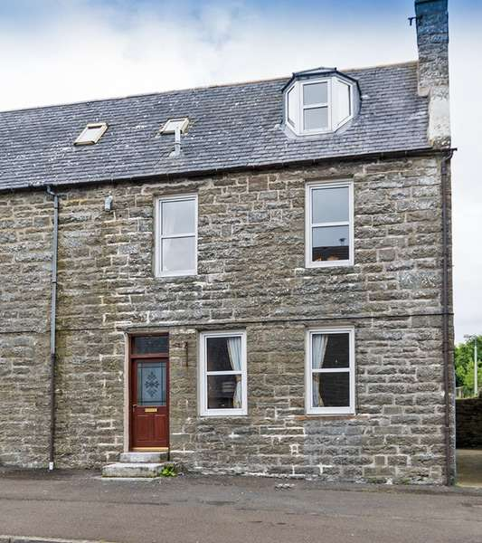 4 Bedrooms Terraced House for sale in quatre bras, Lybster, Highland, KW3