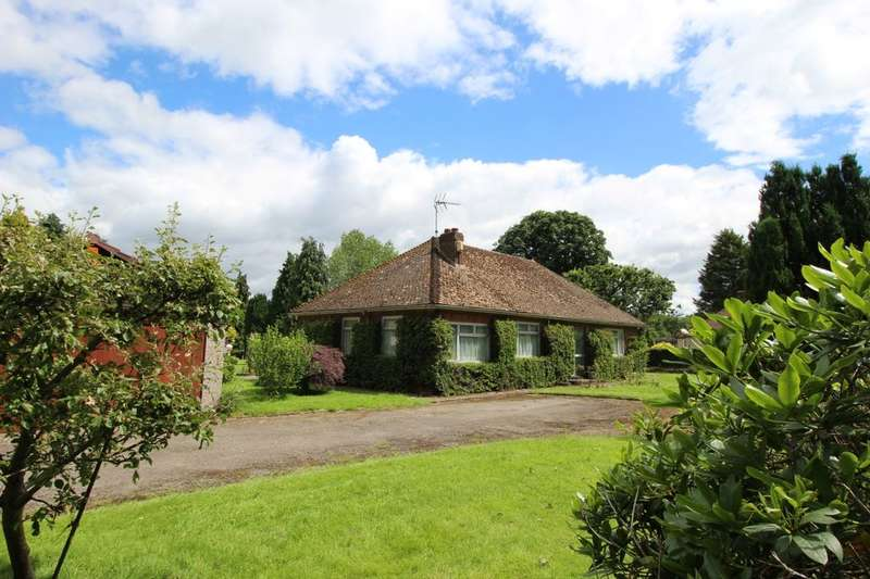 3 Bedrooms Detached Bungalow for sale in Beggars Barn Chapel Wood Road, Hartley, Longfield, DA3