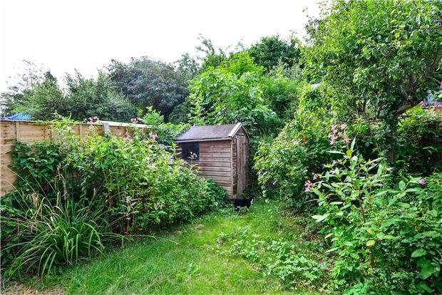 3 Bedrooms Terraced House for sale in Ashley Avenue, BATH, Somerset, BA1 3DS