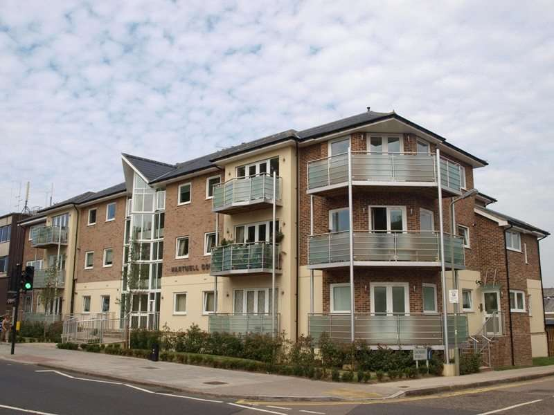 3 Bedrooms Apartment Flat for sale in Hartnell Court, 201 Ballards Lane, Finchley, London, N3