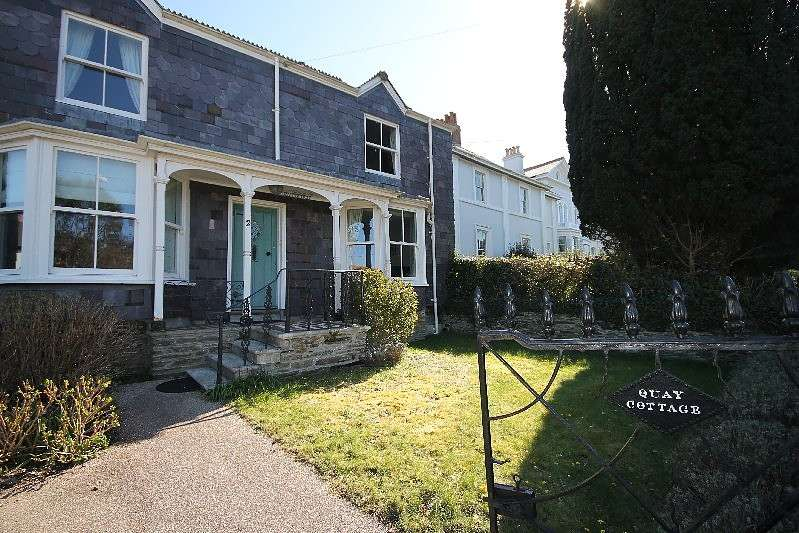 3 Bedrooms House for sale in 2 Quay Cottage, The Promenade, Kingsbridge