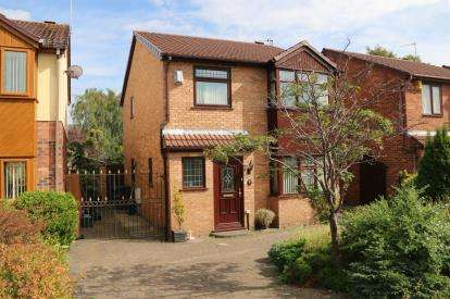 4 Bedrooms Detached House for sale in Rock View, Melling, Liverpool, Merseyside, L31