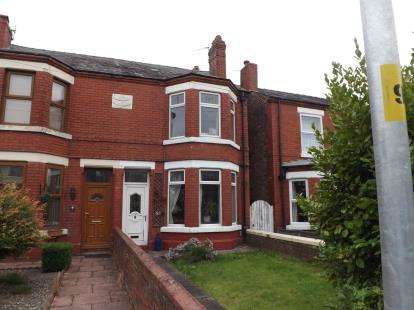 3 Bedrooms Semi Detached House for sale in Hood Lane, Great Sankey, Warrington, Cheshire, WA5