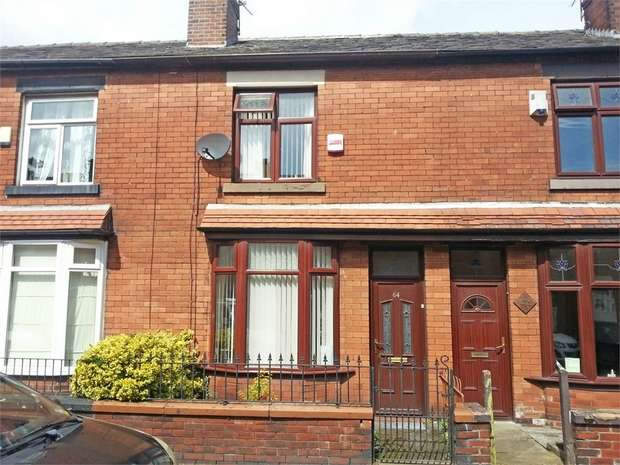 2 Bedrooms Terraced House for sale in Longfield Road, Bolton, Lancashire