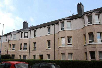 2 Bedrooms Flat for sale in Hollybrook Street, Glasgow