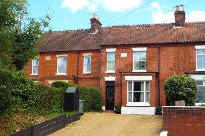 3 Bedrooms Terraced House for sale in Wroxham, Norwich, Norfolk