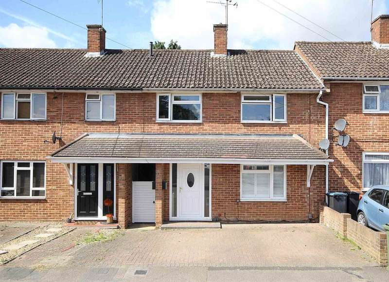 2 Bedrooms Apartment Flat for sale in 2 BED WITH GARDEN AND PARKING IN Hardy Road, Adeyfield