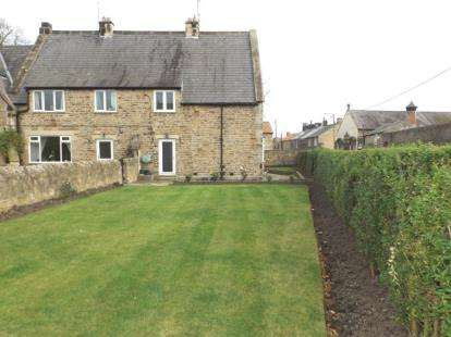 4 Bedrooms Semi Detached House for sale in Main Road, Gainford, Darlington, Durham