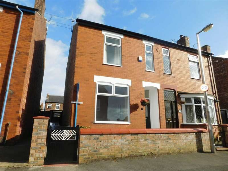 3 Bedrooms Property for sale in Merton Road, Cheadle Heath, Stockport