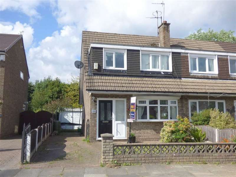3 Bedrooms Property for sale in Higher Lomax Lane, Summit, HEYWOOD, Lancashire, OL10