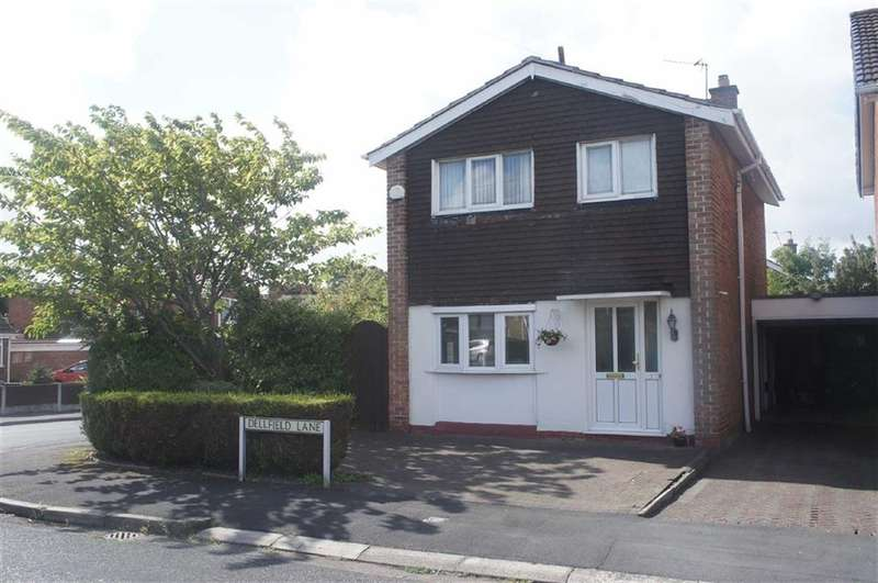 3 Bedrooms Property for sale in Dellfield Lane, Maghull, Merseyside