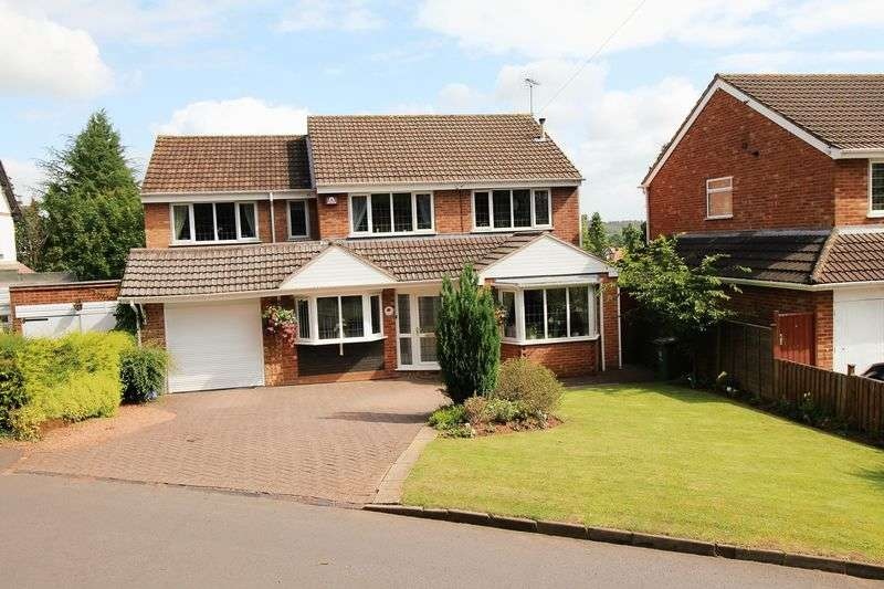 5 Bedrooms Detached House for sale in The Compa, Kinver