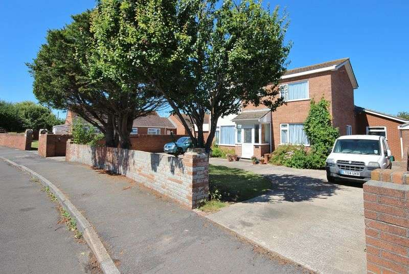 4 Bedrooms Detached House for sale in Detached Family Home In Coastal Village Of Berrow