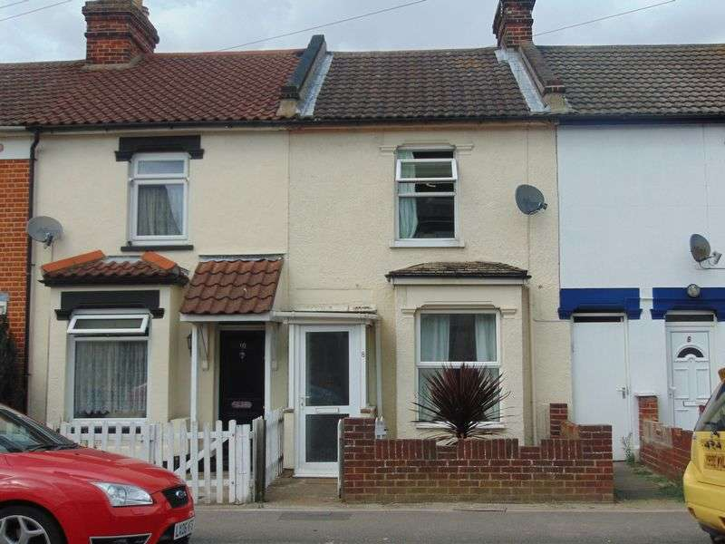 2 Bedrooms Terraced House for sale in Cambridge Road, Clacton-On-Sea