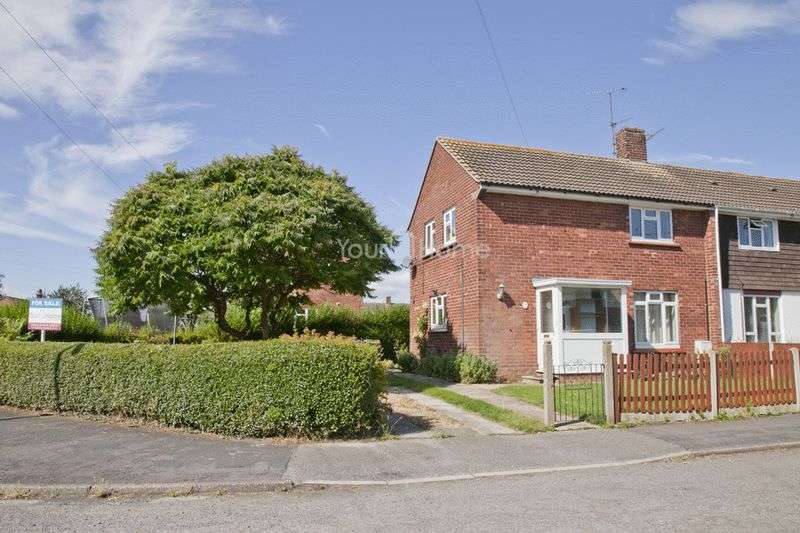 3 Bedrooms Semi Detached House for sale in Swan Close, Lincoln