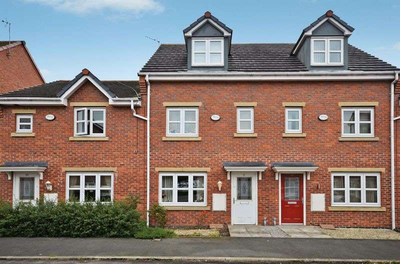 3 Bedrooms House for sale in 31 Lavender Gardens, Warrington, WA5